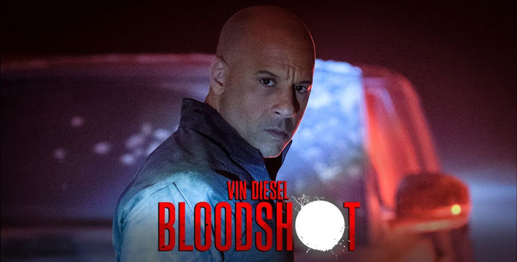 Review Film Action Terbaik 2020 : Bloodshot