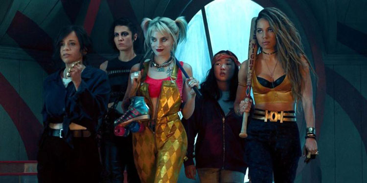 Review Film Harley Quinn : 'Birds Of Prey'